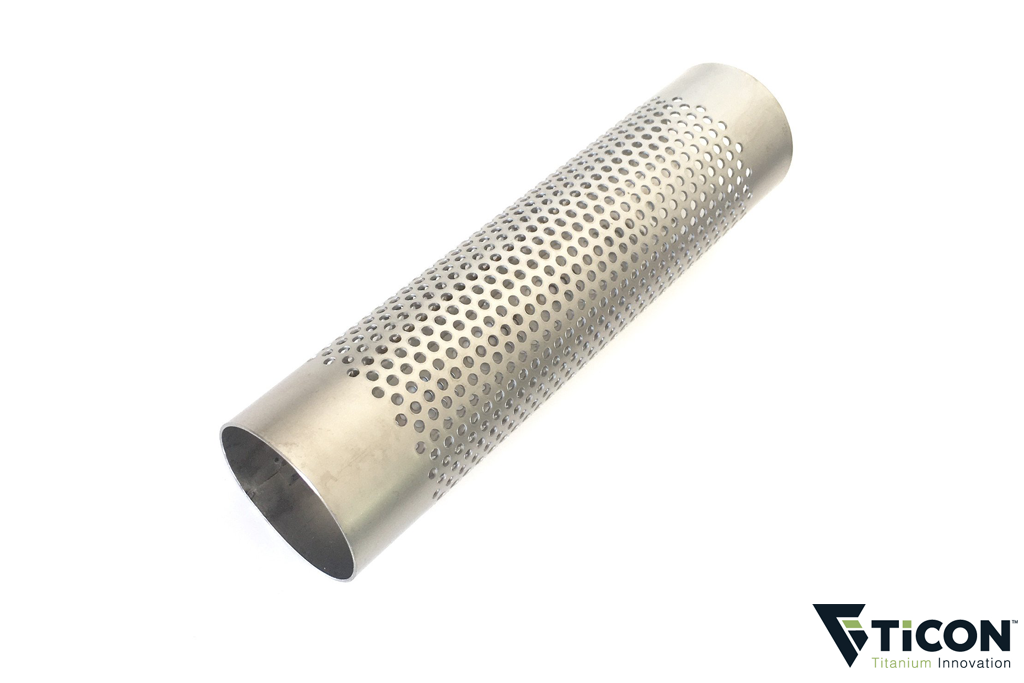 TiCON Perforated Tube